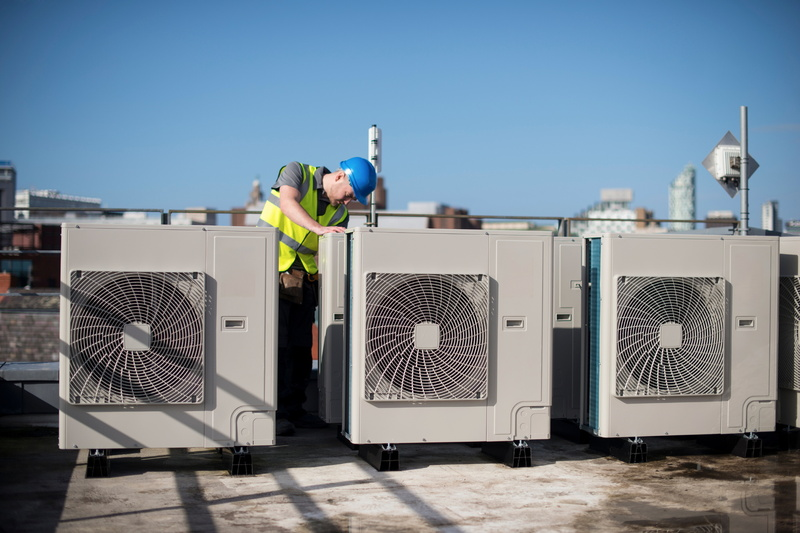 Commercial Hvac Question What Is An Economizer Air